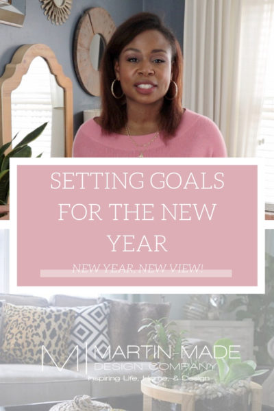 SETTING GOALS AND RESOLUTIONS